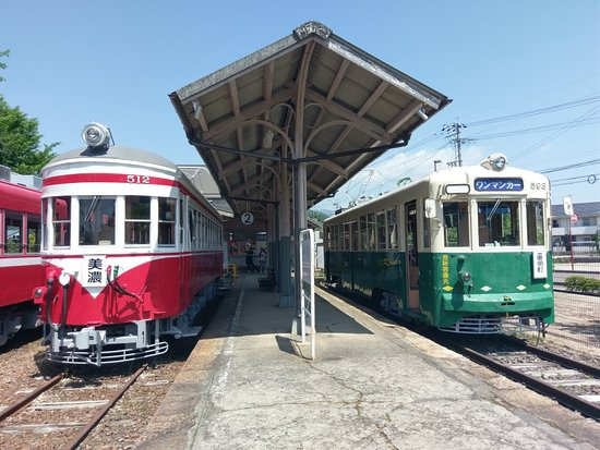 Old Meitetsu Mino Station