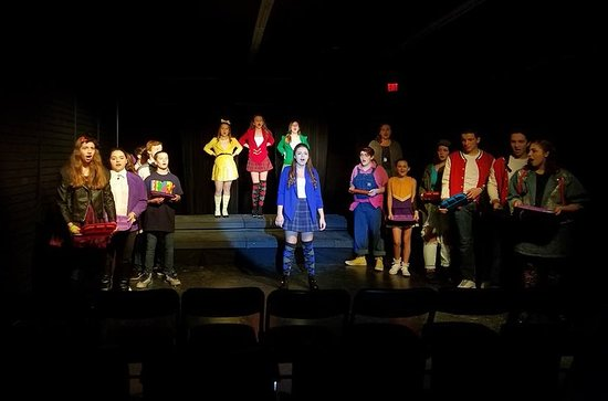 Lindenhurst, NY: Heathers the musical - January 2018