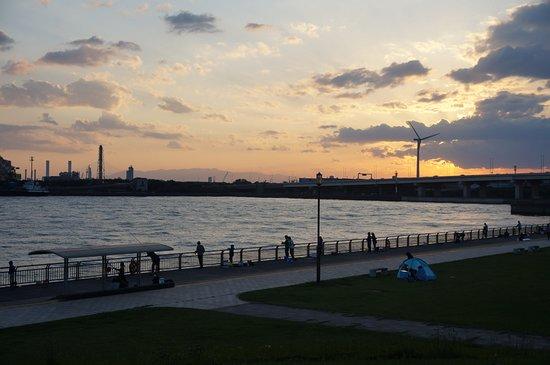 Higashi Ogishima West Park