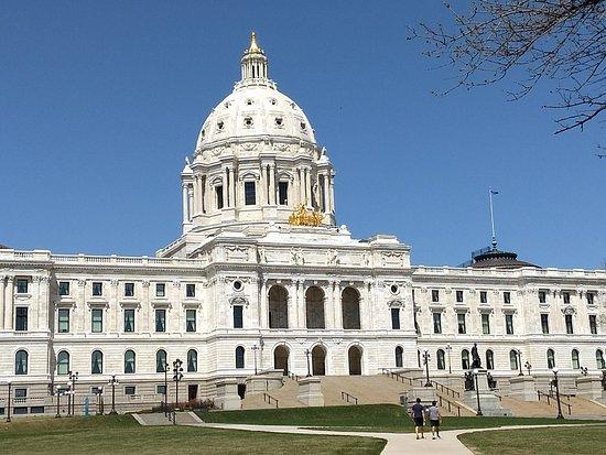 Minnesota State Capitol Mall