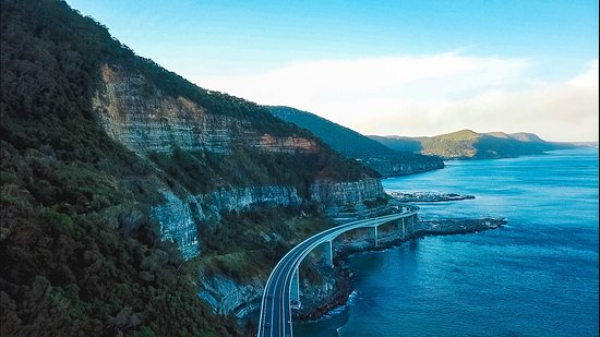 Coalcliff, Australia: Sea Cliff Bridge