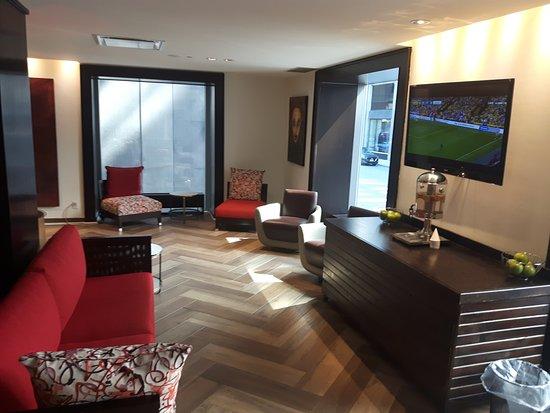 ARC The Hotel: Lobby area2