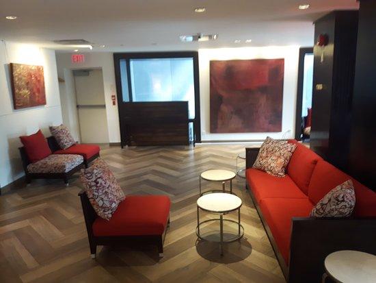 ARC The Hotel: Lobby area3