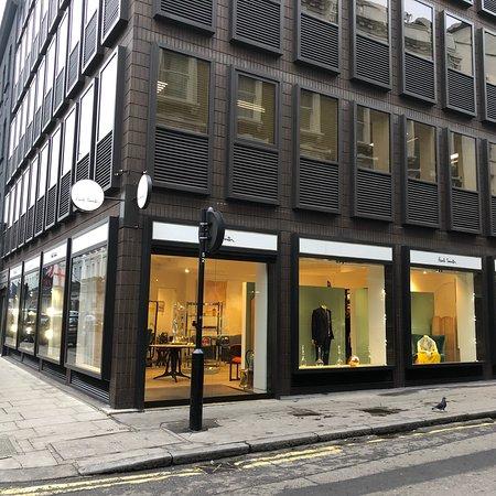 Paul Smith No9 Albemarle Street London