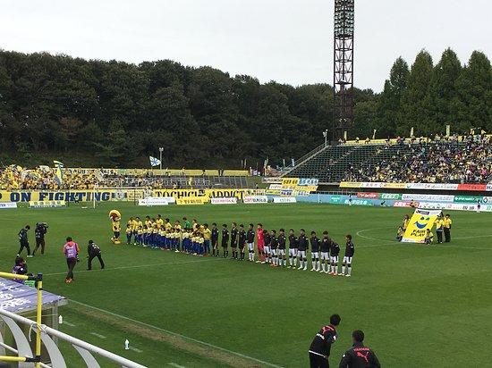 Tochigi Green Stadium
