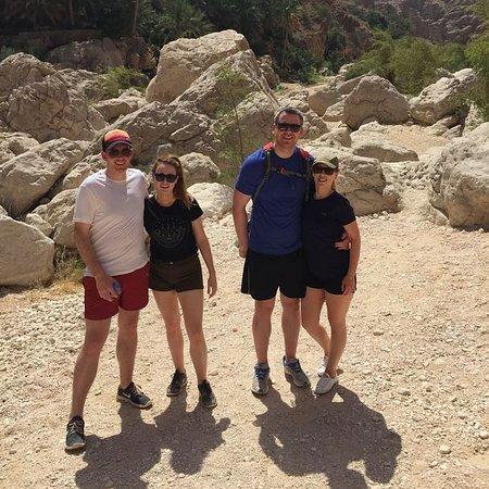 Wadi Shab Adventures : Wadi Shab