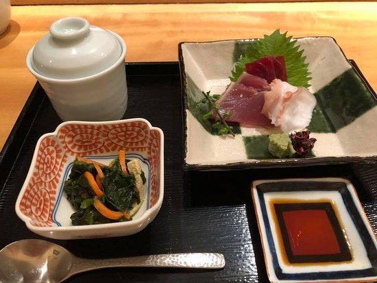 Torafuku Takagawa takashimaya SC ten: Appetizers