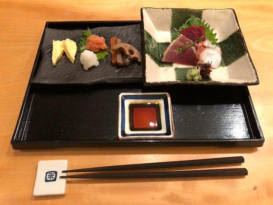 Torafuku Takagawa takashimaya SC ten: Appetizer