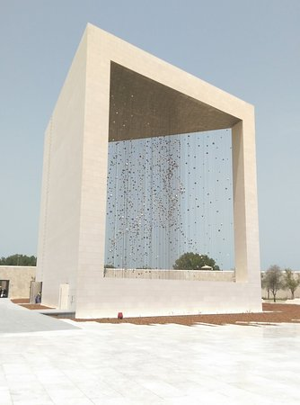 Emirate of Abu Dhabi, Uni Emirat Arab: The Memorial