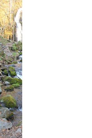 Aomori Prefecture, Japon: Waterfalls and rapids