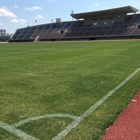 Akita Yabaseundokoen - Stadium