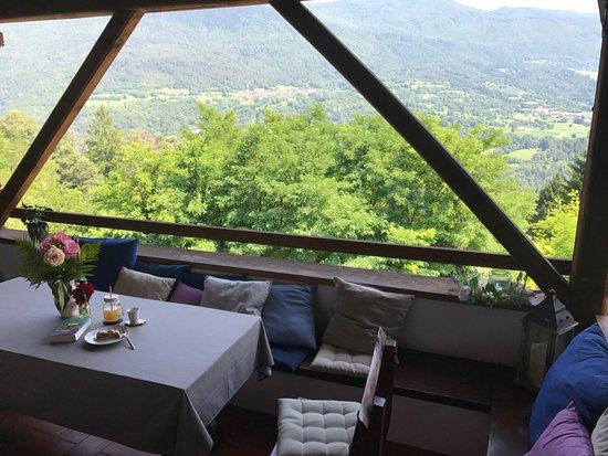 Premione, อิตาลี: First Floor Terrace