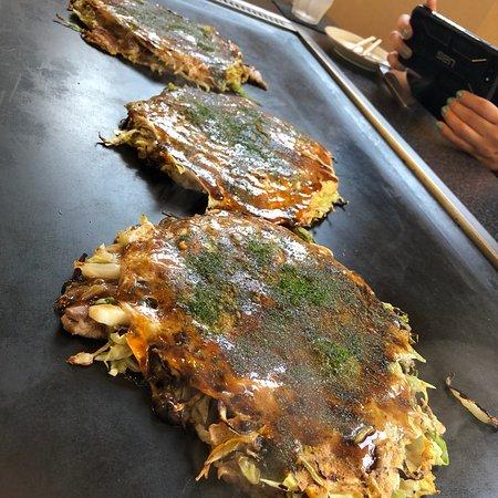 Surugamachi no Okonomiyakiya Foto