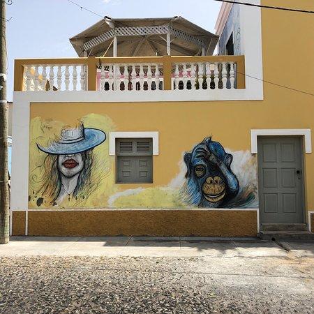 sao Felipe, une petite ville pleine de charme, ou l'on vient découvrir les origines de Fogo et l