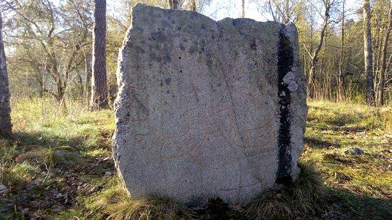 Lidingö, Sverige: Dalängen Runes
