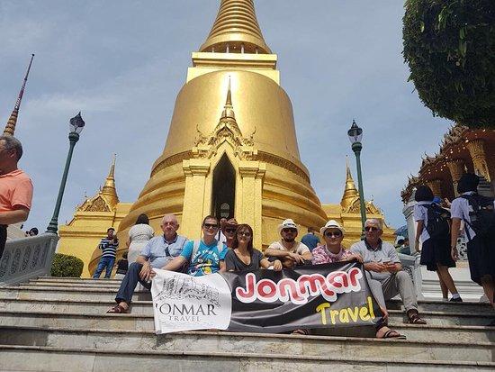 Wat Phra Kaew, Bangkok, Thailand - Picture of My Tour Guide
