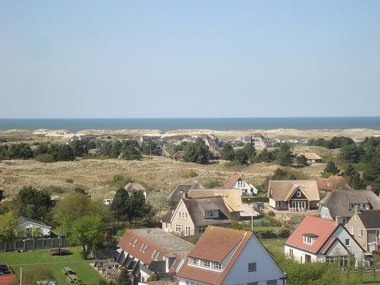 Nes, Niederlande: uitzicht richting Noordzee