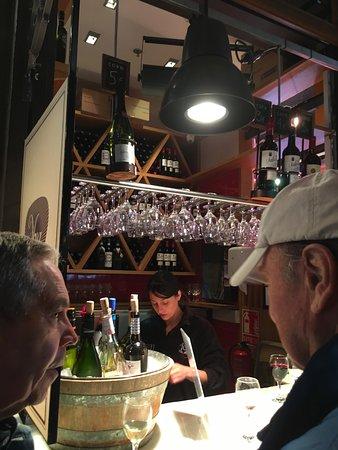 Wine kiosk