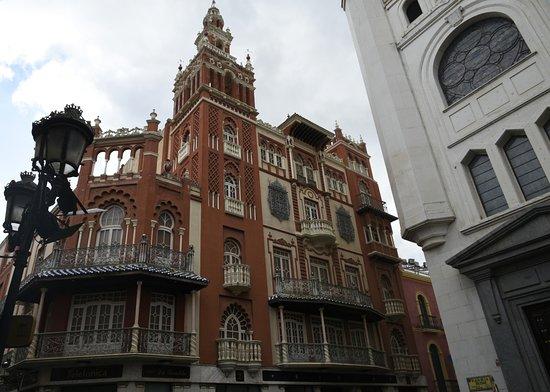 Edificio La Giralda de Badajoz