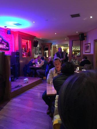 The Coachman's Bar & Restaurant : The pub