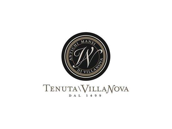 Farra d'Isonzo, Italy: Il logo dell Tenuta Villanova