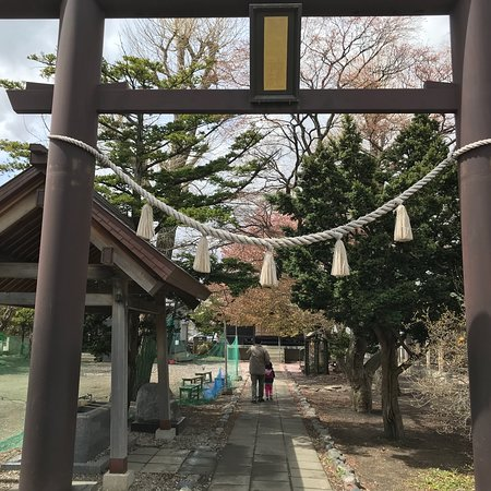 Fukuzumi Itsukushima Shrine