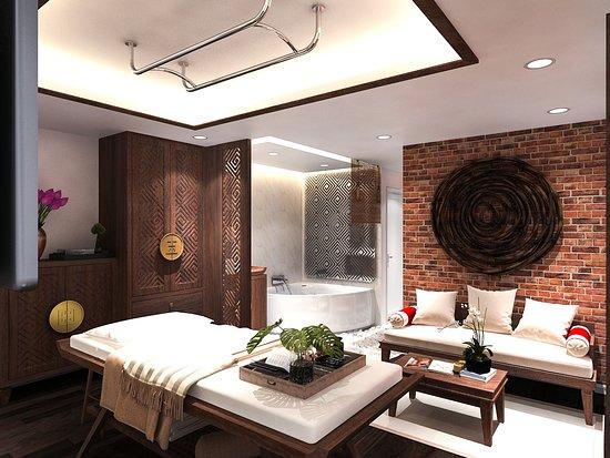 Minh Tam 3/2 Hotel & Spa