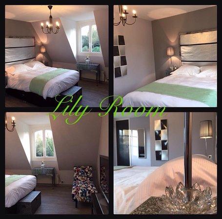 Tessy-sur-Vire, Frankrike: Lily Room