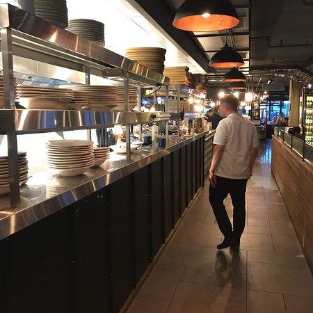 photo1.jpg - Picture of Jamie\'s Italian Aker Brygge, Oslo - TripAdvisor