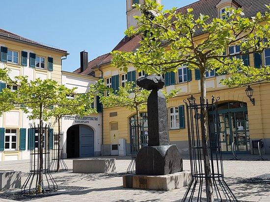 Das Kulturzentrum Karlsplatz