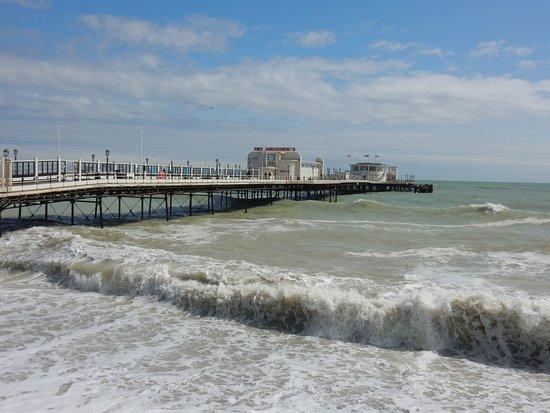 Worthing Pier Image