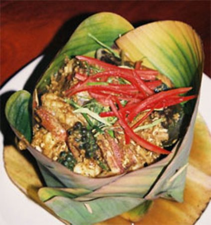Hill Tribe Restaurant : fish cake