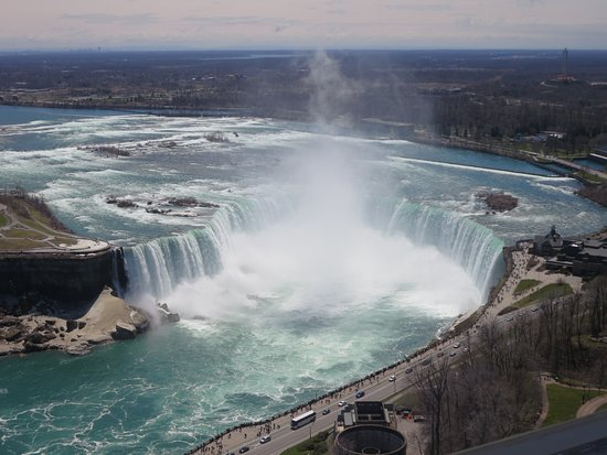 Chutes canadiennes picture of skylon tower revolving dining room skylon tower revolving dining room chutes canadiennes sxxofo