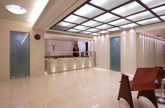 Atrion Hotel: Reception