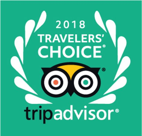 The Tuscany is proud to be a recipient of 4 TripAdvisor Travelers Choice Awards in 2018!