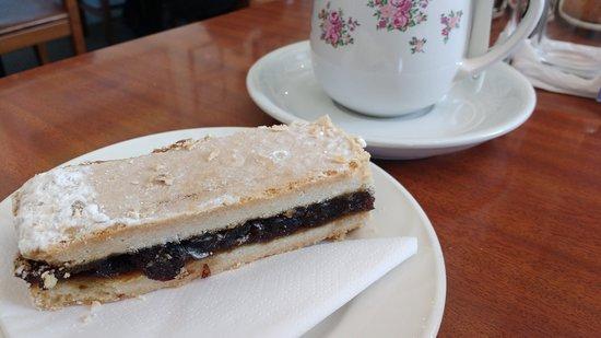 Waterside cafe: Mincemeat shortbread