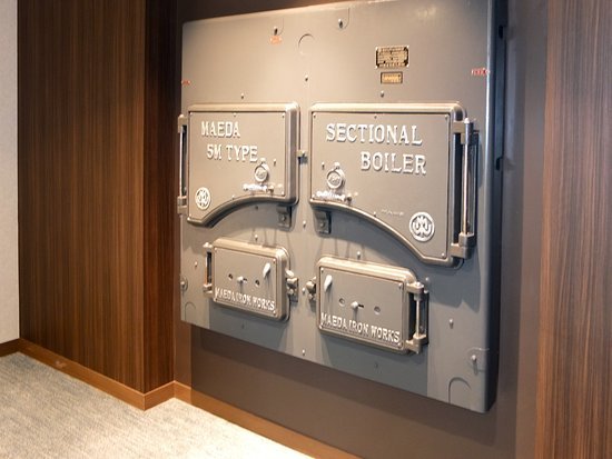 The hotel boiler in 2018 (first floor, by elevator) - Picture of ...