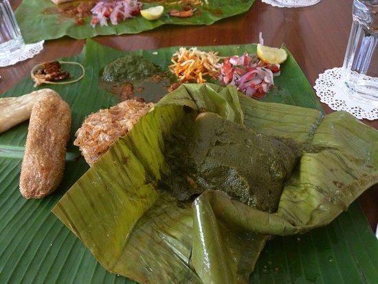 Rustom's Parsi Bhonu : Russian Patties, Chicken Frill Cutlets, Paatra ni Macchi