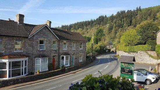Wye Valley Hotel, hôtels à Tintern