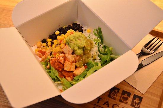 Tacuba: サラダボックス