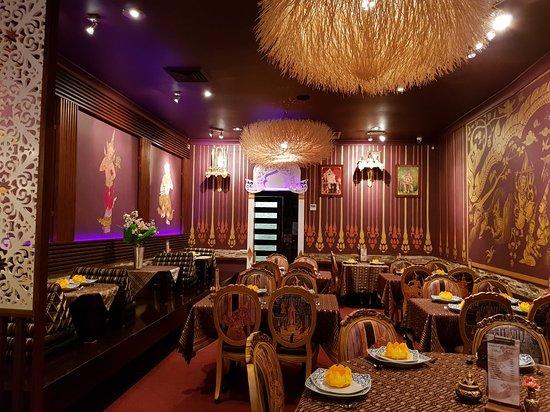 Woonona, Australie : Pai-Tong Thai Restaurant