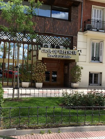 Picture of restaurante casa de valencia madrid tripadvisor - Restaurante casa de valencia ...