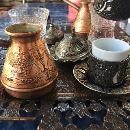 Yuzhny: Кофе