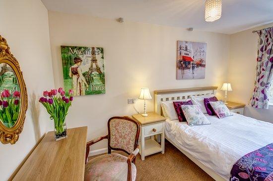 Denstone, UK: Victoria bedroom