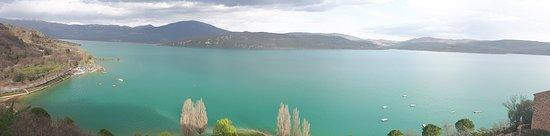 Sainte-Croix-du-Verdon, Frankreich: Lac de Sainte-Croix