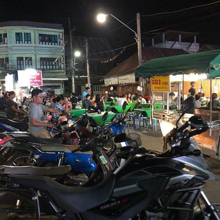 Phrae, Ταϊλάνδη: Pratu Chai Market