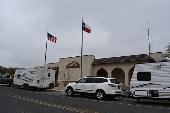 ‪‪Langtry‬, تكساس: JUDGE ROY BEAN VISITORS CENTER AND REST AREA‬