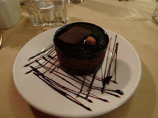 Red Raven Restaurant: Nachtisch