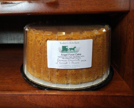 Arthur, IL: Best Angel food cake ever!