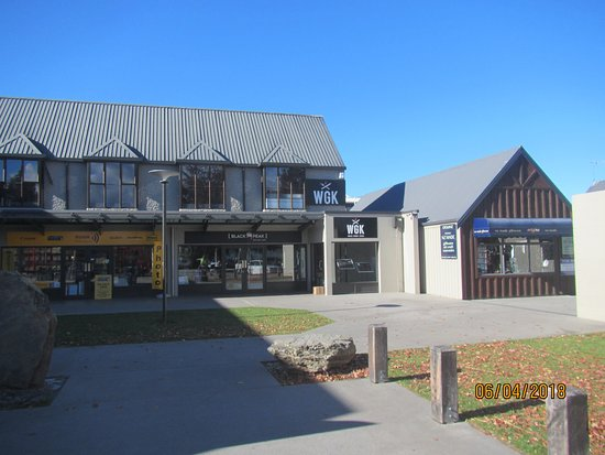 Wanaka Gourmet Kitchen: WGK